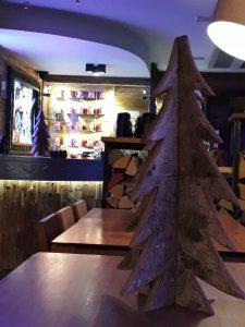 restaurant rhodos aravis