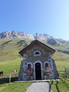 chapelle col aravis
