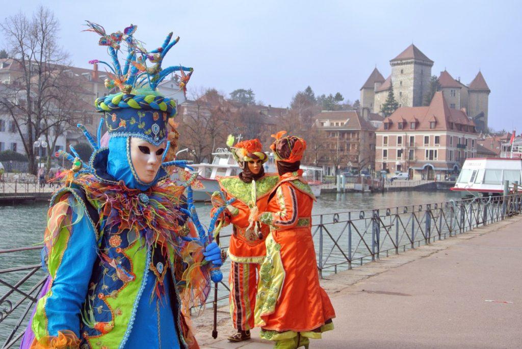 Annecy'Venetian Carnival
