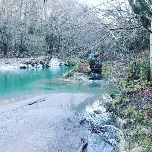 cheran river prerouge grotto