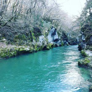 prerouge grotto
