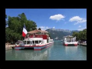 boat cruise annecy