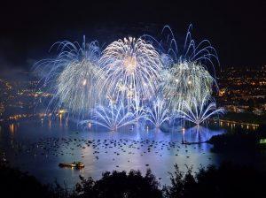 the fête du lac