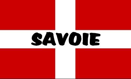 Savoie's flag