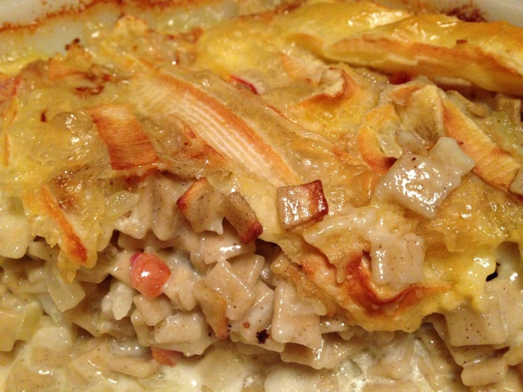 Croziflette's recipe